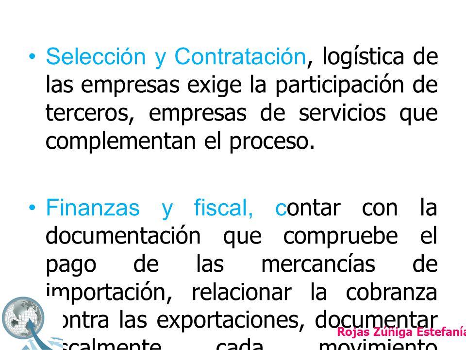 Selección y Contratación, logística de las empresas exige la participación de terceros, empresas de servicios que complementan el proceso.
