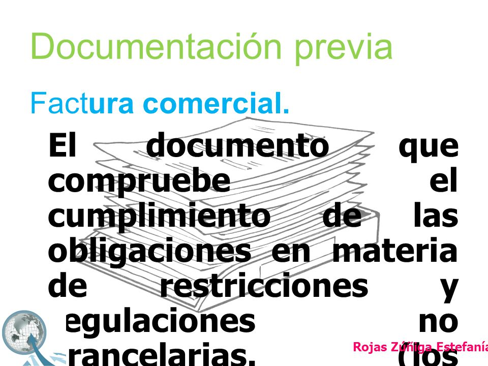 Documentación previa