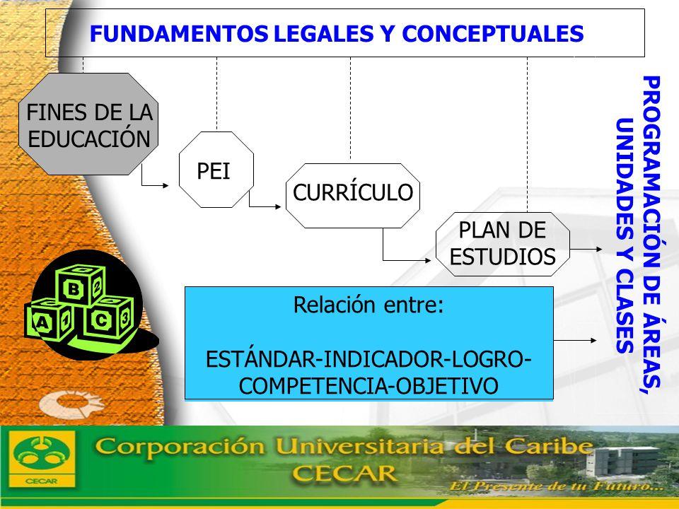 FUNDAMENTOS LEGALES Y CONCEPTUALES