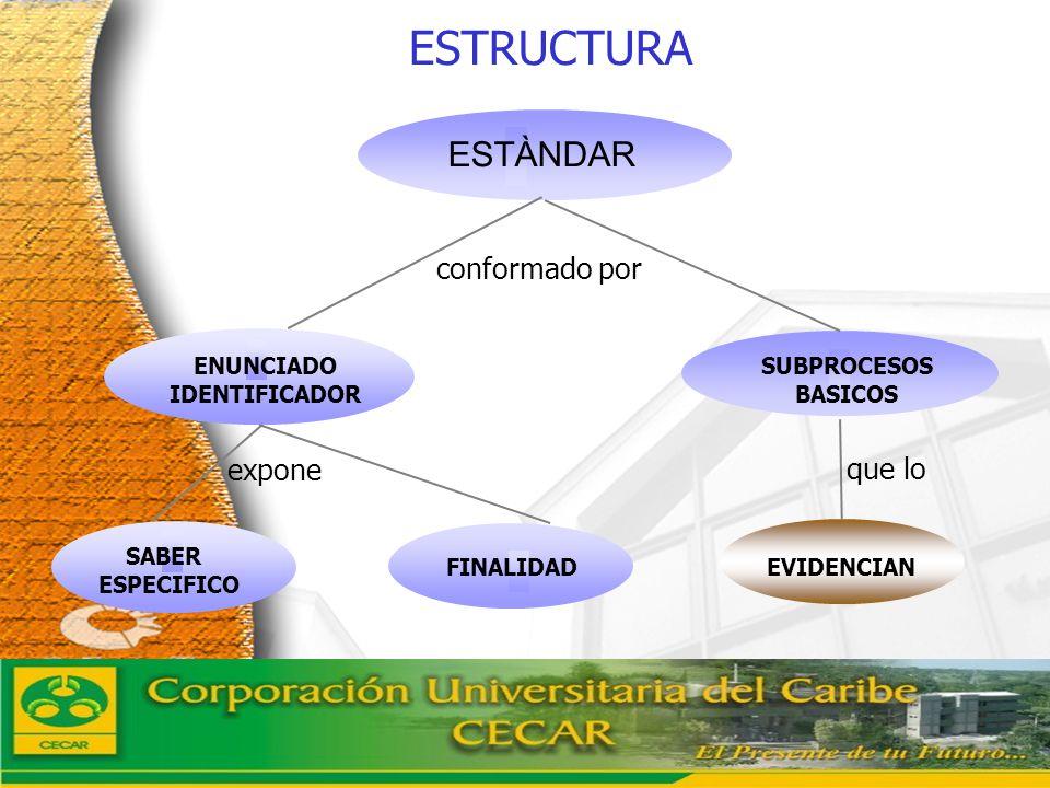 ENUNCIADO IDENTIFICADOR