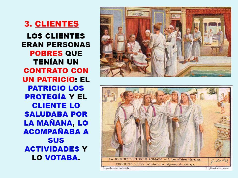 3. CLIENTES