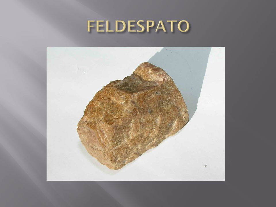FELDESPATO