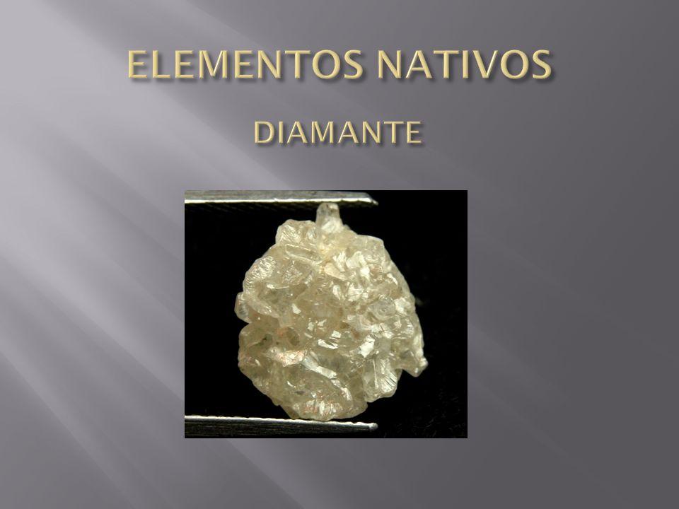 ELEMENTOS NATIVOS DIAMANTE