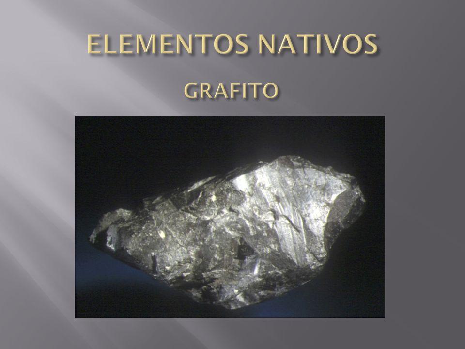 ELEMENTOS NATIVOS GRAFITO