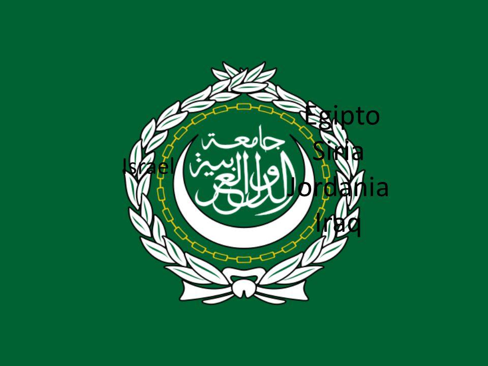 Egipto Siria Jordania Iraq