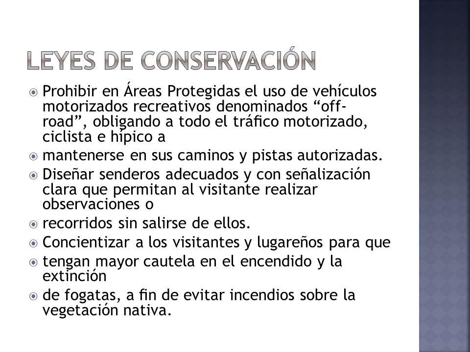 Leyes de conservación