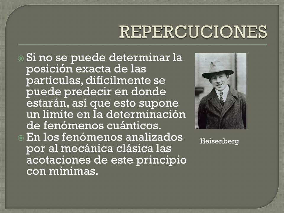 REPERCUCIONES