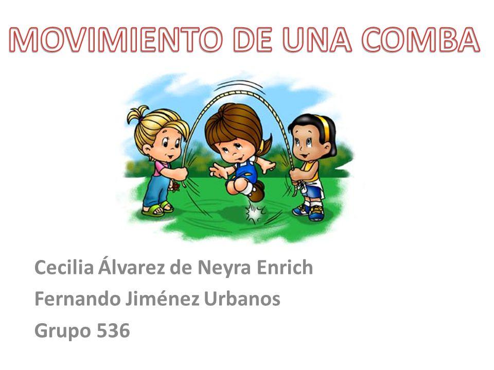 Cecilia Álvarez de Neyra Enrich Fernando Jiménez Urbanos Grupo 536