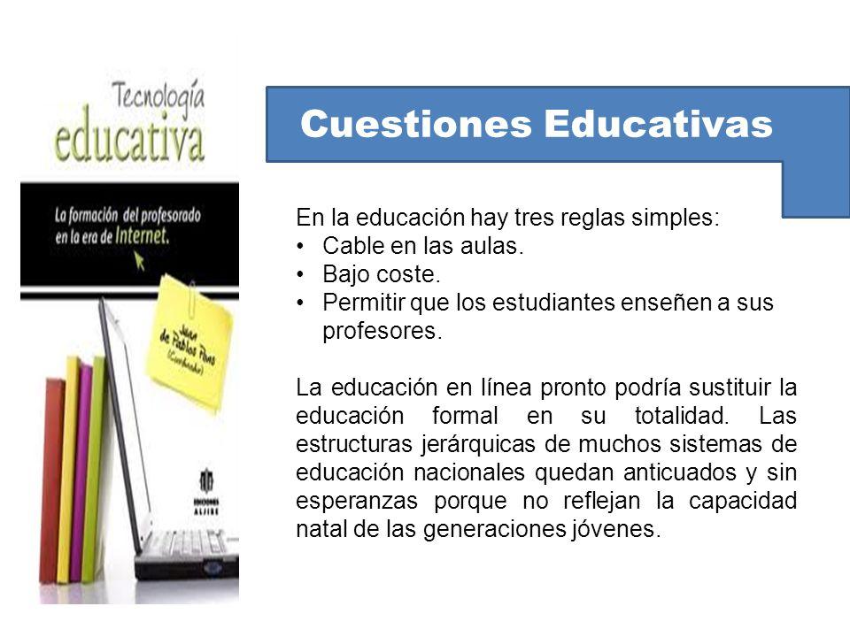 Cuestiones Educativas