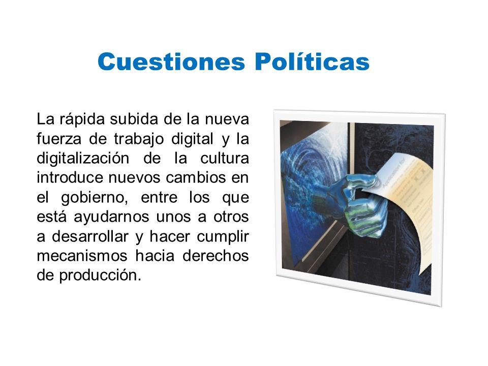 Cuestiones Políticas