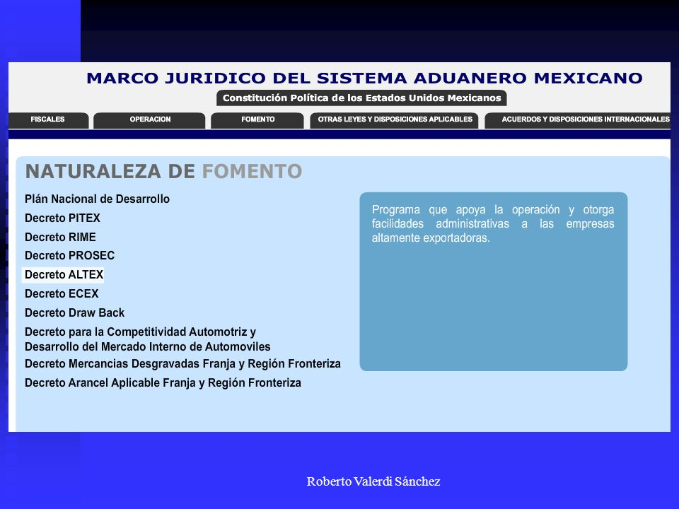 Roberto Valerdi Sánchez