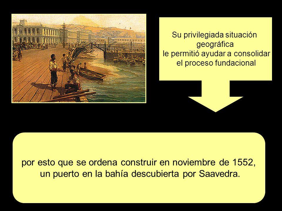 por esto que se ordena construir en noviembre de 1552,
