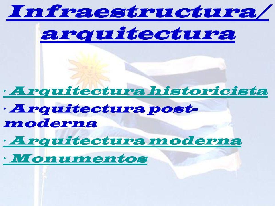 Infraestructura/arquitectura
