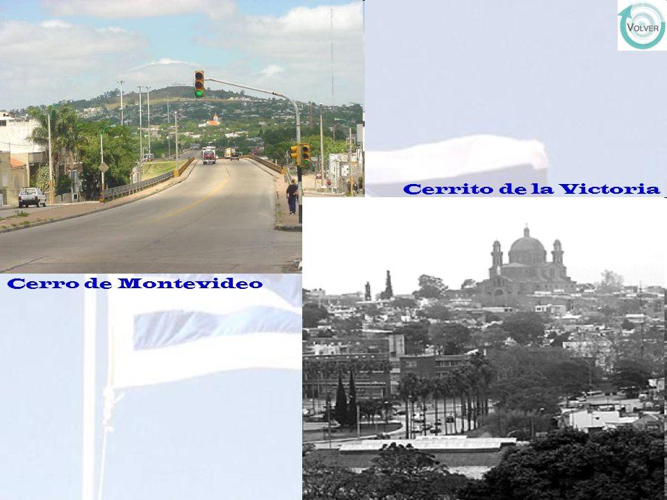 Cerrito de la Victoria Cerro de Montevideo