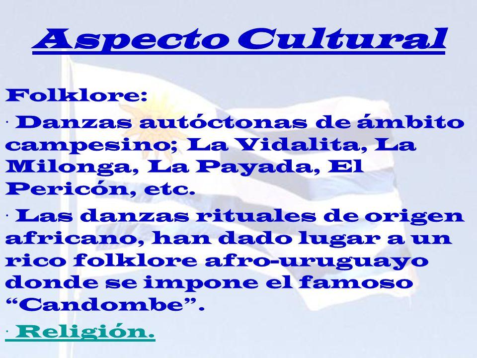 Aspecto Cultural Folklore: