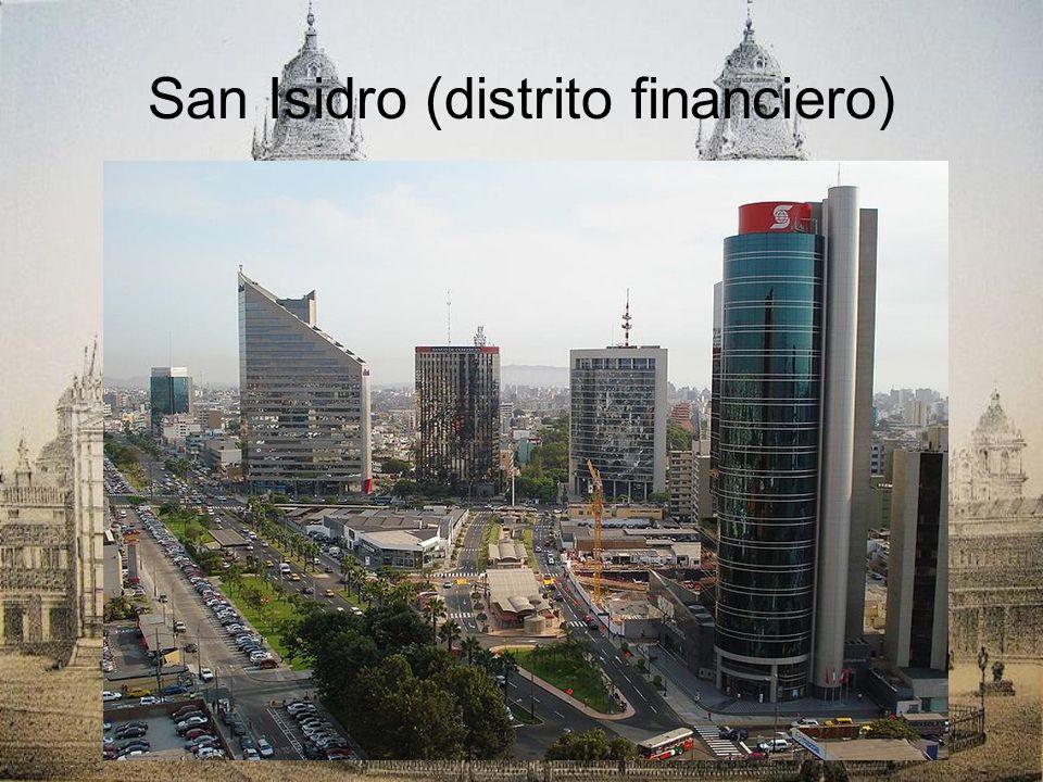 San Isidro (distrito financiero)