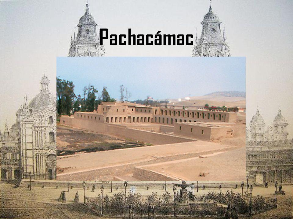 Pachacámac