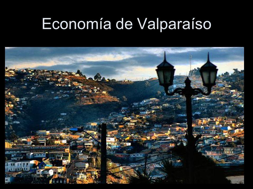 Economía de Valparaíso