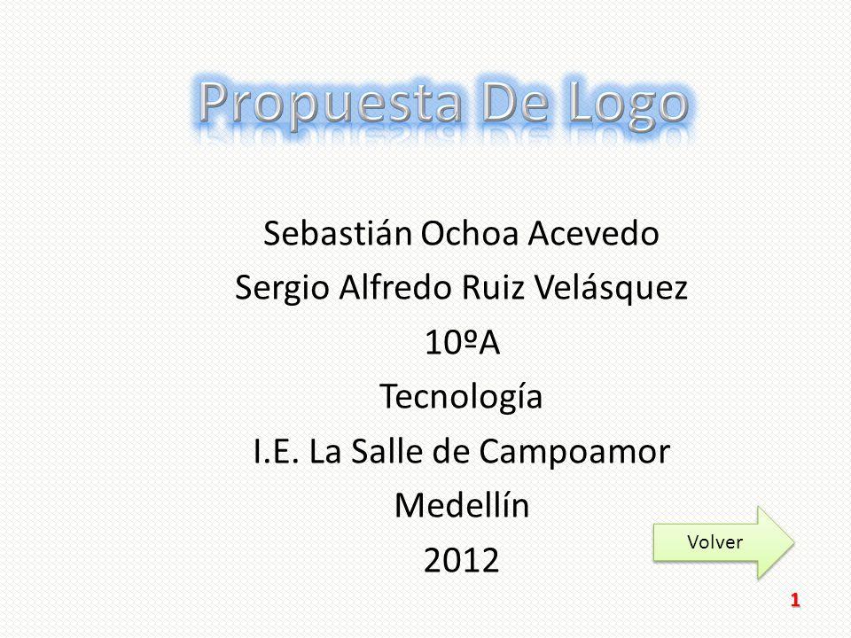 Propuesta De Logo Sebastián Ochoa Acevedo