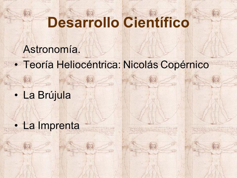 Desarrollo Científico