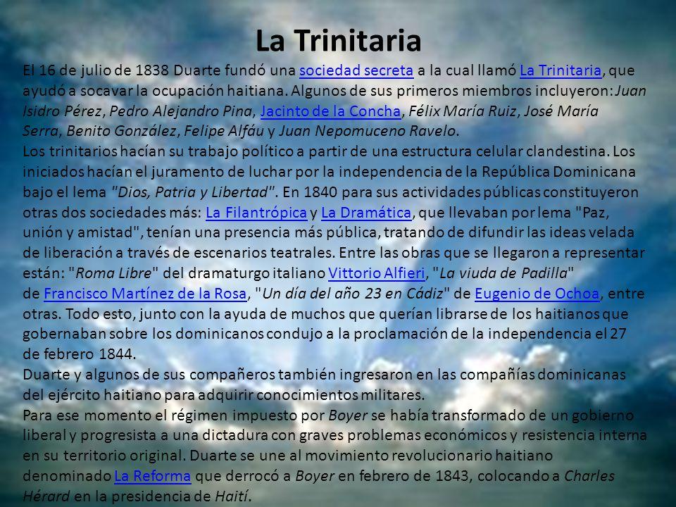 La Trinitaria
