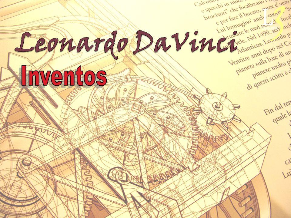 Leonardo DaVinci Inventos