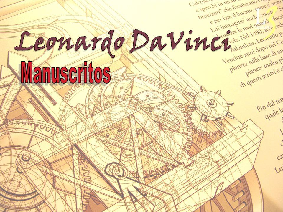 Leonardo DaVinci Manuscritos