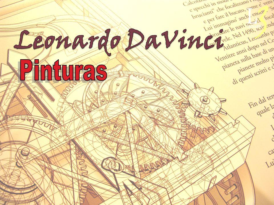 Leonardo DaVinci Pinturas