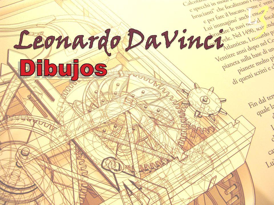 Leonardo DaVinci Dibujos