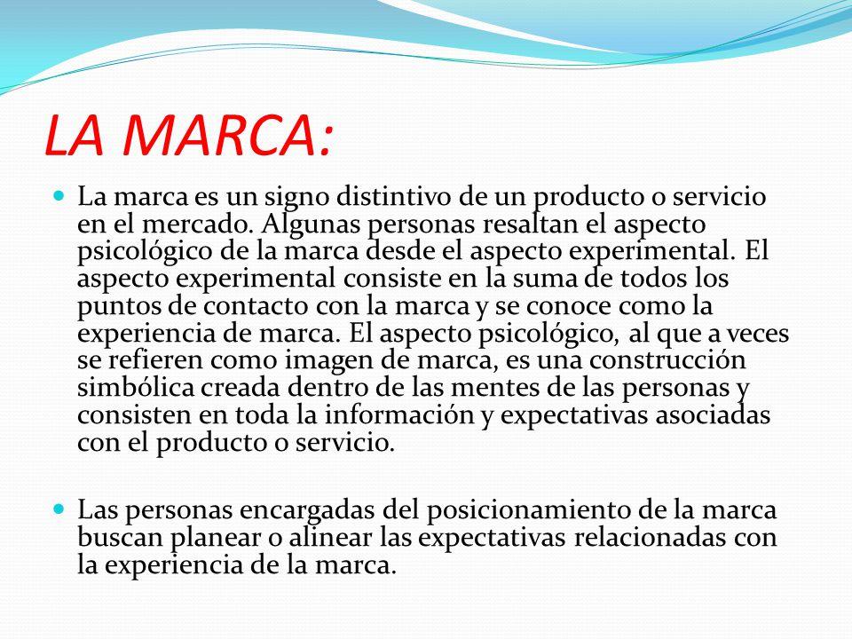 LA MARCA: