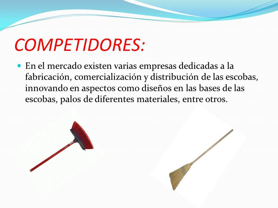 COMPETIDORES: