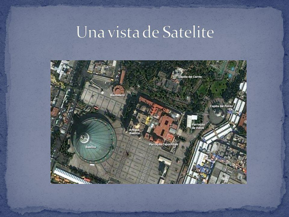 Una vista de Satelite