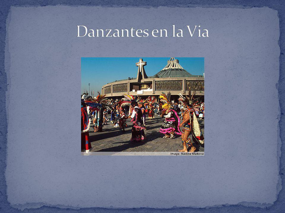 Danzantes en la Via