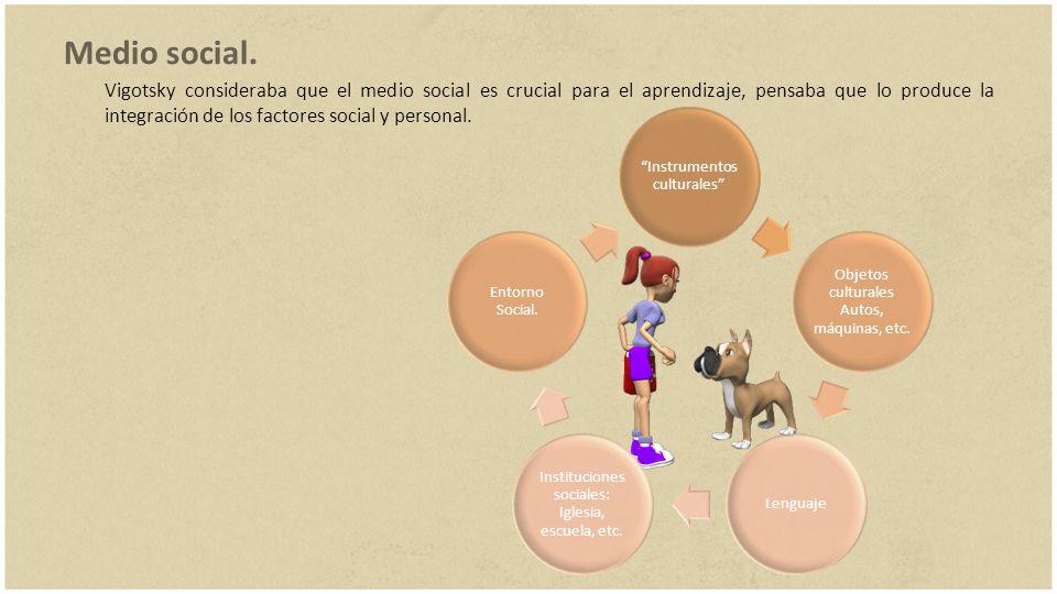 Medio social.