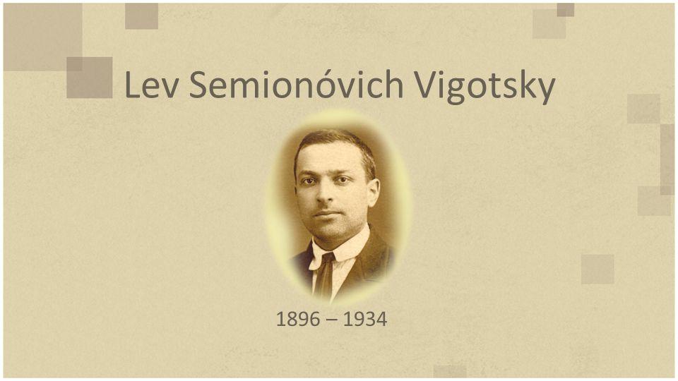 Lev Semionóvich Vigotsky