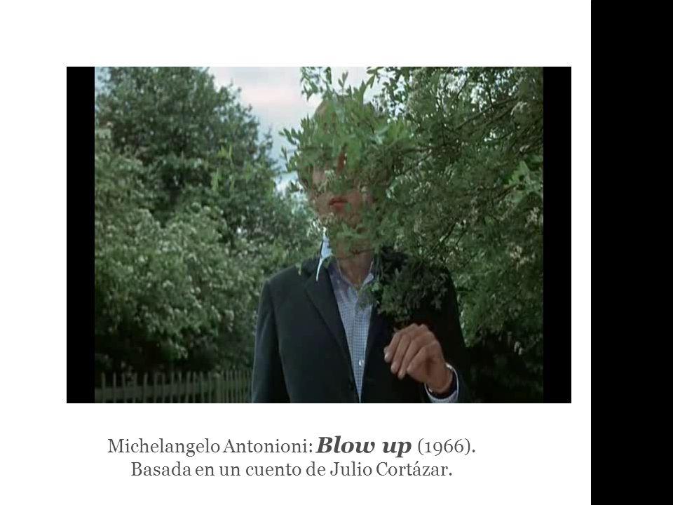 Michelangelo Antonioni: Blow up (1966)