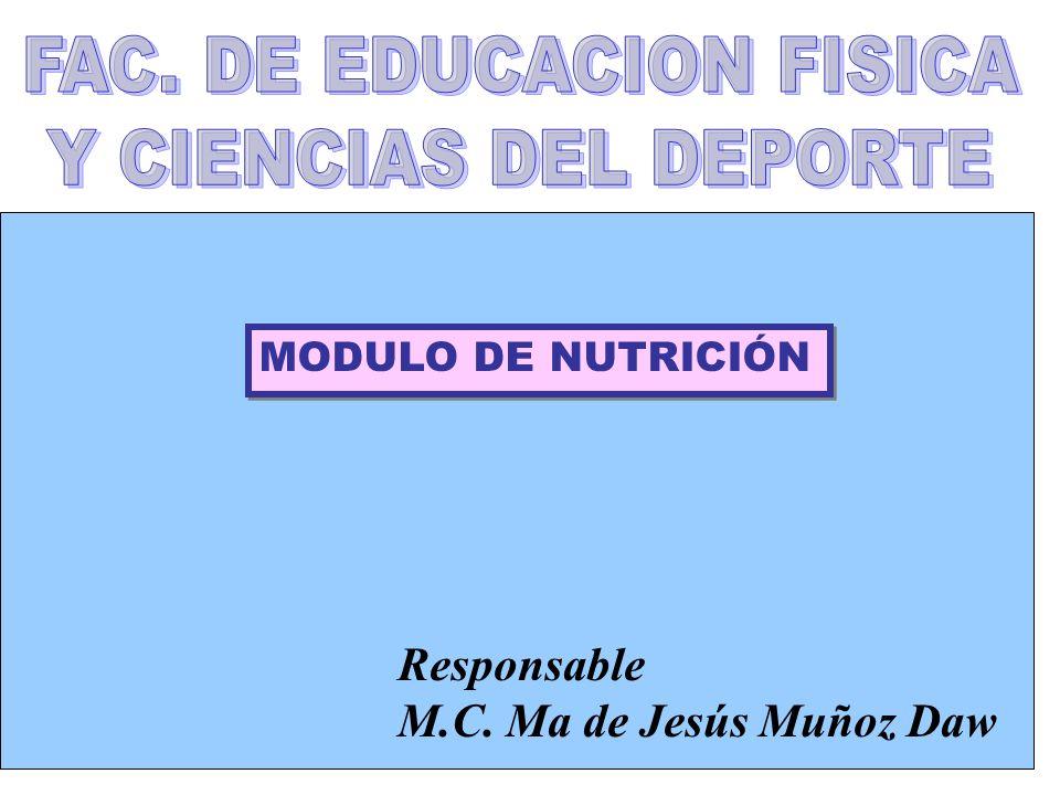FAC. DE EDUCACION FISICA