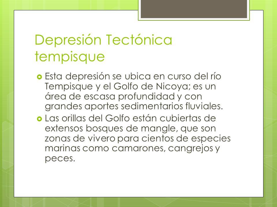 Depresión Tectónica tempisque