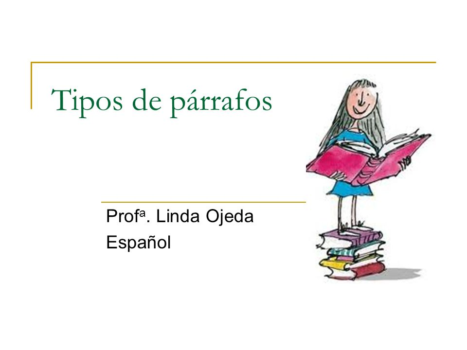 Profa. Linda Ojeda Español
