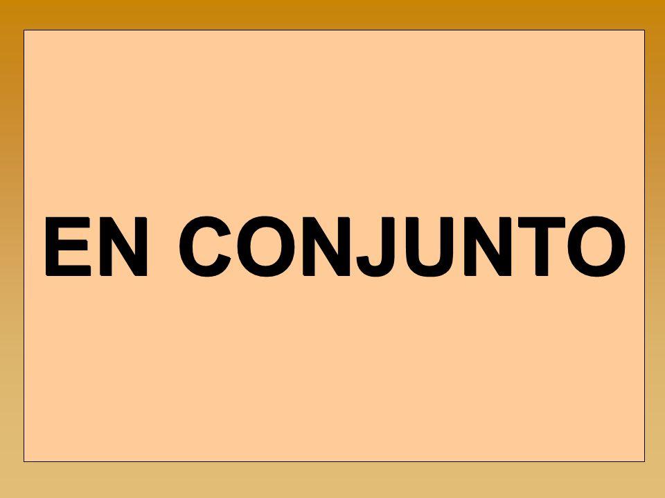 EN CONJUNTO