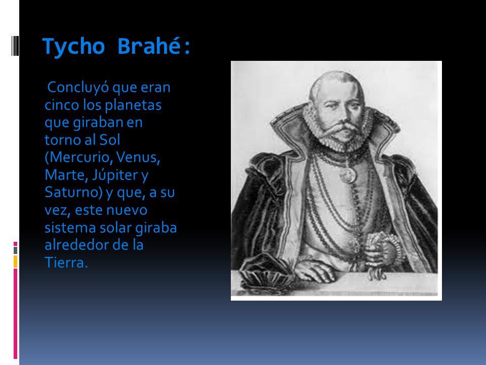Tycho Brahé: