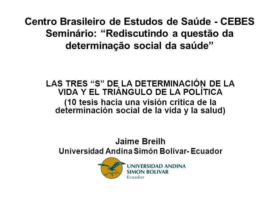 Universidad Andina Simón Bolívar- Ecuador