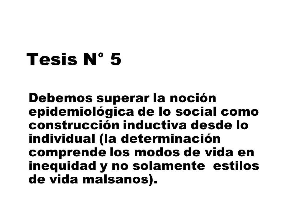 Tesis N° 5