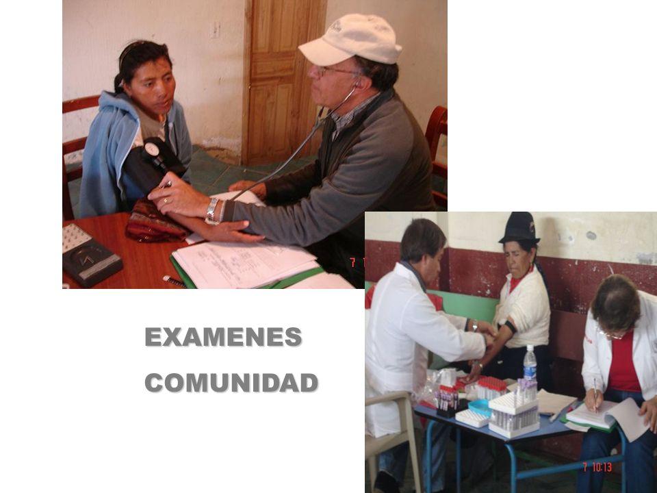 EXAMENES COMUNIDAD 132 132
