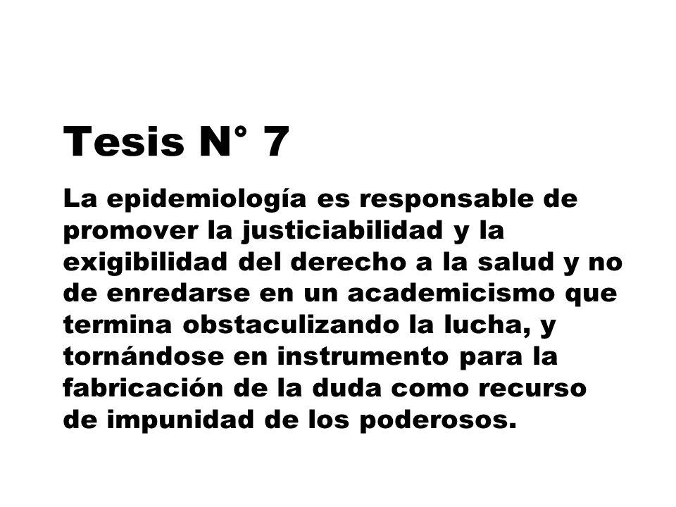 Tesis N° 7
