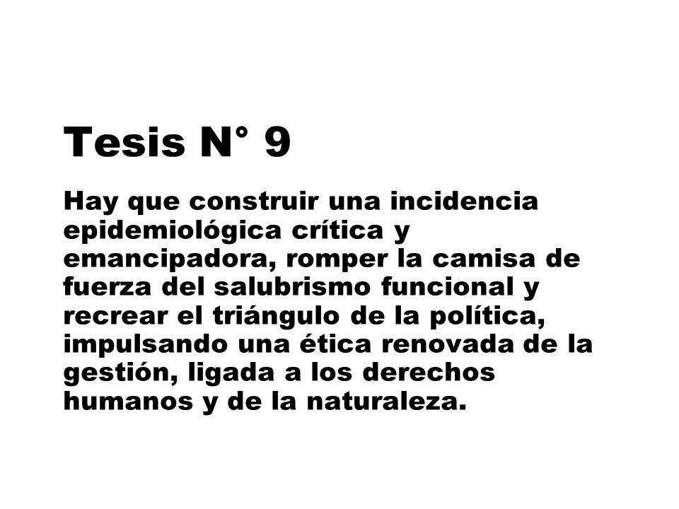 Tesis N° 9