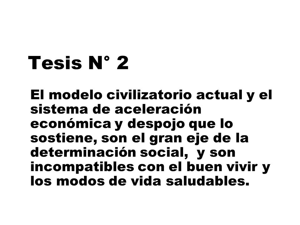 Tesis N° 2