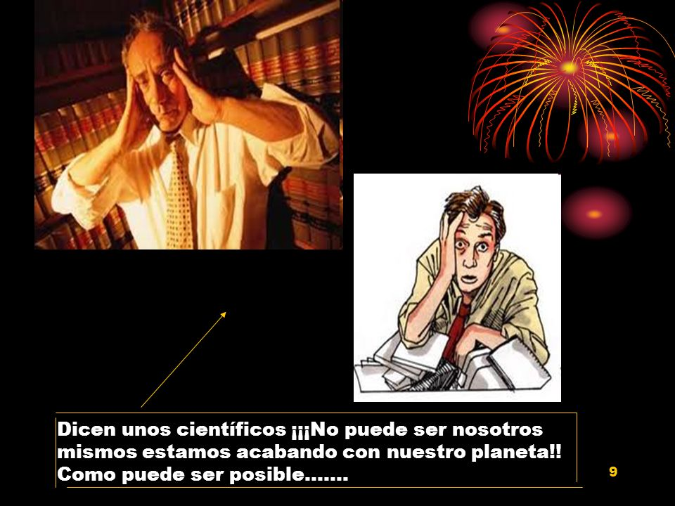 Dicen unos científicos ¡¡¡No puede ser nosotros mismos estamos acabando con nuestro planeta!.