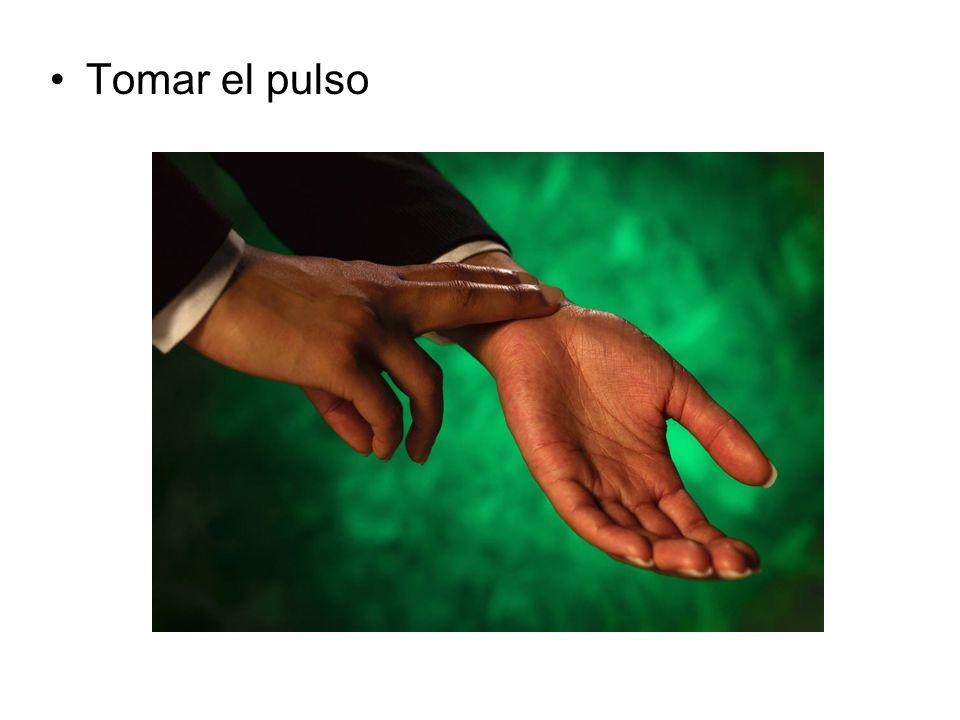 Tomar el pulso