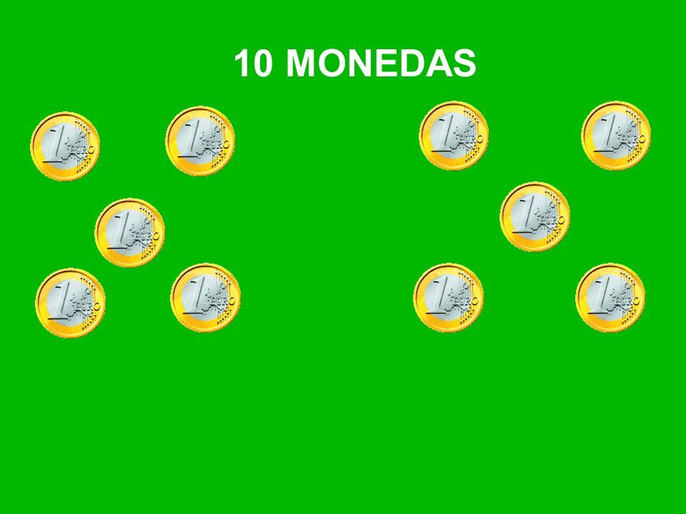 10 MONEDAS